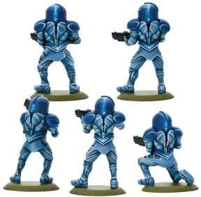 Sontaran Squad 1