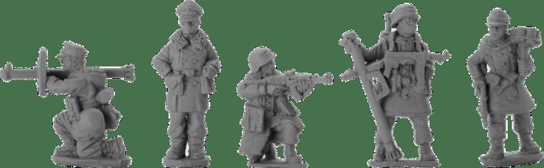 28mm German Volksgrenadiers 2