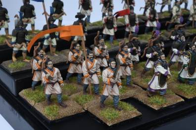 28mm Ancient Chinese 2