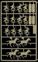 British 11th Hussars (a Back)
