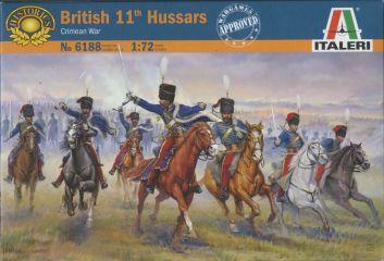 British 11th Hussars
