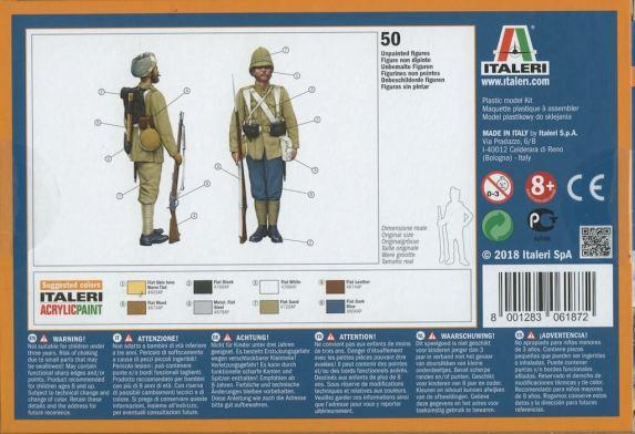 British infantry amd sepoys 1