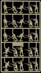British infantry amd sepoys (b Front)
