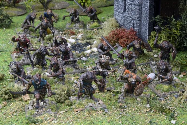 Oathmark Goblins.