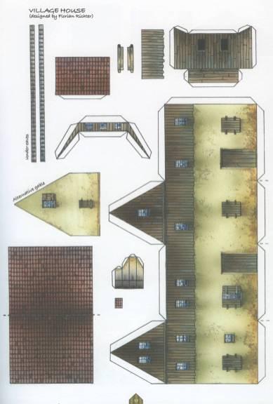 Paper Boy Euro Buildings 1