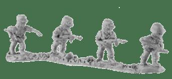 6mm World War Two Desert War0