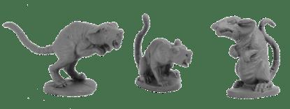 Daydream Miniatures - 28mm Animals1