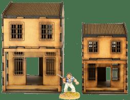 MDF Asian Shop Houses 10