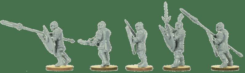Mantic Games - Fantasy Men-At-Arms 1