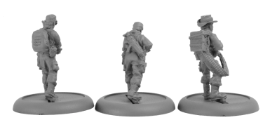 Studio Miniatures - 28mm US Spec Ops Kill Team 2