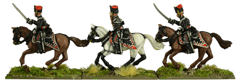 The North Star 1866 - Prussian Hussars 6