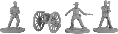 28mm Boxer Rebellion Allied Artillery 1