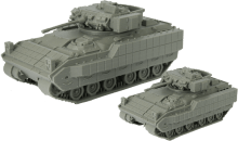 M2 Bradley IFV 15 and 28mm