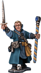 Frostgrave Wizards boxed set 4