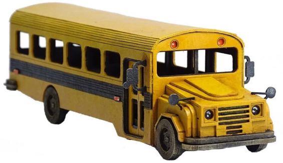 Sarissa Precision - School Bus 2