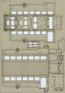 Sarissa Precision - School Bus 7