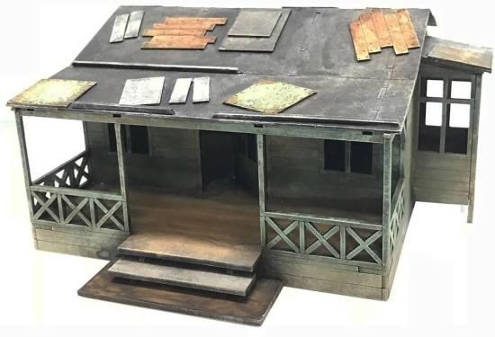 Sarissa Precision - Survivors cabin 0