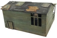 Sarissa Precision - Survivors cabin 1