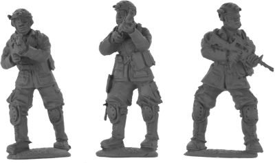Spectre Miniatures - Chinese Special Forces Jungle Squad 2