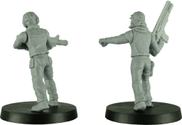 28mm Modern Female Soldiers 6