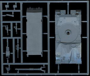 New Merkava Kit 1