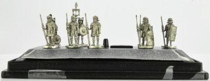The Roman Legionaries 1