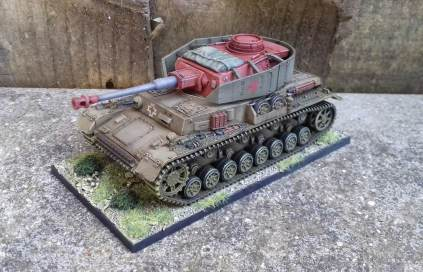 Rubicon 1/56th Panzer IV Ausf F/F1/G/H. From the collection of JamesValentine as seen on the Lead Adventure Forum.