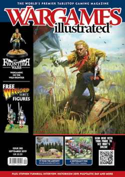 Wargames Illustrated | Product categories | Subscriptions