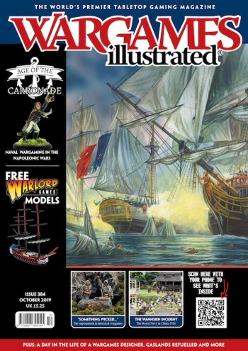 Wargames Illustrated Issue 384 -  Warlord Games