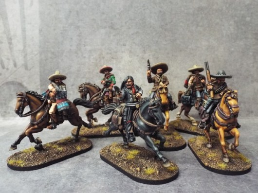 """""""The Young Posse"""" for Gunfighters Ball 0"""