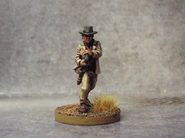 """""""The Young Posse"""" for Gunfighters Ball 4"""