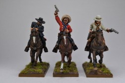 """""""The Young Posse"""" for Gunfighters Ball 7"""