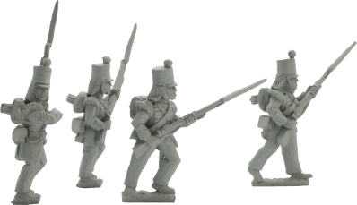 Infantry side view