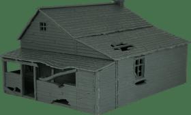Ramshackle House 3