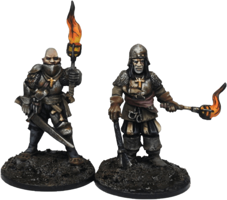 Witch Hunter Order Militant 1