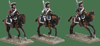 Austrian Napoleonic Hussars 1