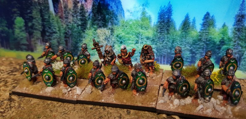 Early Imperial Roman Army 2