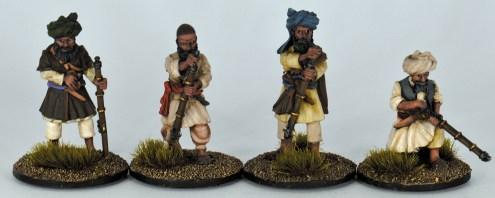 NFA012 - Afghan Tribesmen Loading II