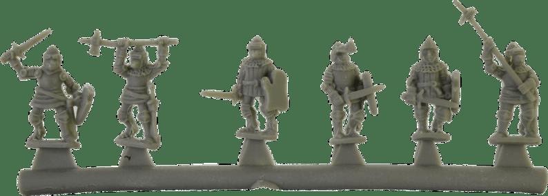 Foot men-at-arms
