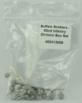 Buffalo Soldiers 92nd Infantry Division Box Set Pack