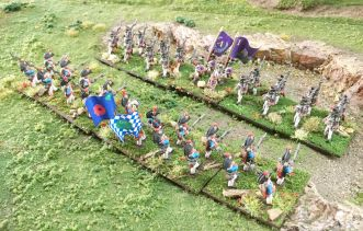 Gilikin Infantry Purple 4