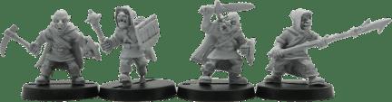 Goblin Warriors 1 front