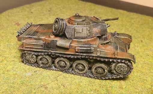 Strv m/40K