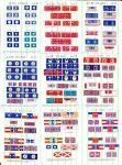 ACW Flag Sets #10-18 (All sizes)