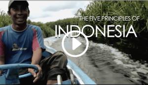 The Five Principles of Pancasila
