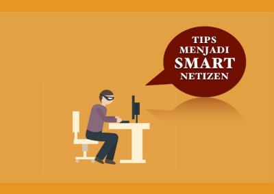 Tips Menjadi Smart Netizen