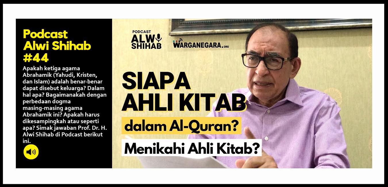 Siapa Ahli Kitab dalam Al-Quran?
