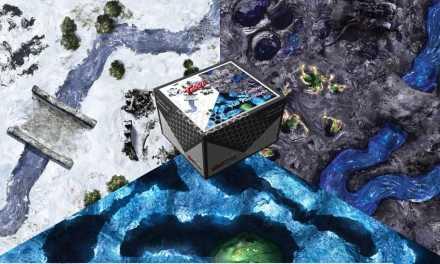 TerraTiles Terreno modular para Wargames y Juegos de Rol (RPG), reseña
