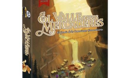 El Valle de los Mercaderes Juego de Cartas, Reseña