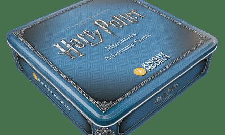 Harry Potter Miniatures Adventure Game Kickstarter de Knights Model